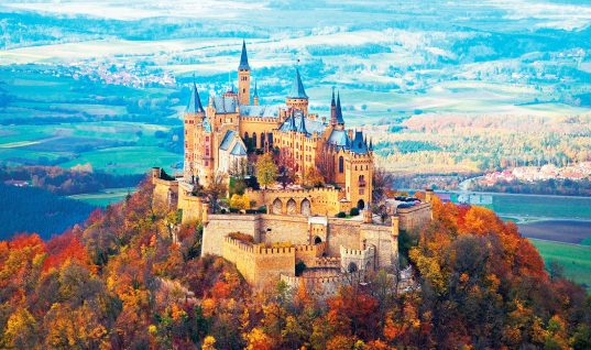 Germany: Top 8 Real-Life Fairytale Locations