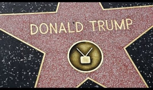 The Hollywood Donald Trump Star Gets Mixed Reactions