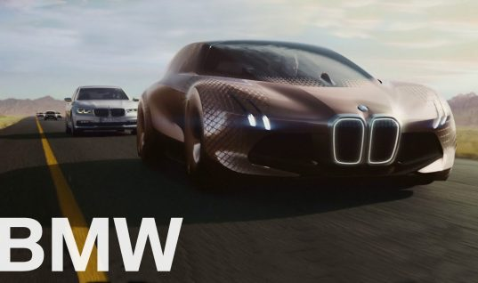 BMW Drifts into Exciting New Times