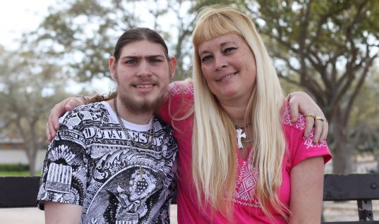 Zika Virus: Microcephaly Sufferer's Campaign