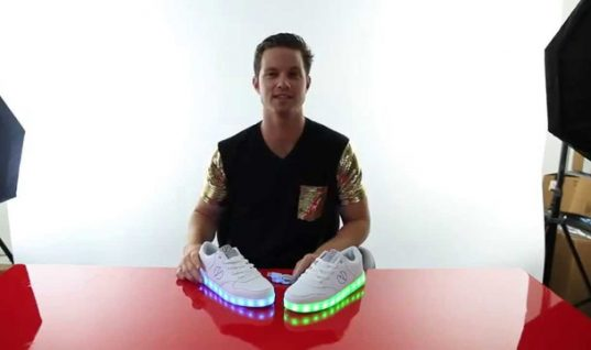 Guide To Choose The Right Light Up Shoes