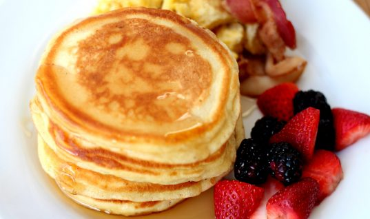 Pancake Recipes for Language Geeks