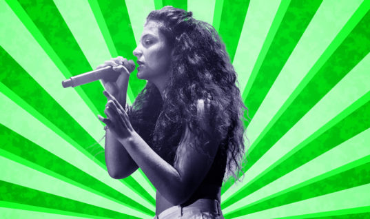 """Lorde's Love of Classic Rock Results in Cover of """"I'm On Fire"""""""