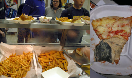 Officials Put On A Show About Free School Meals – Until Students Sent These Photos Of Their Lunches