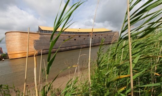 Millionaire Builds A Replica Of Noah's Ark – The Reason Why Will Shock You