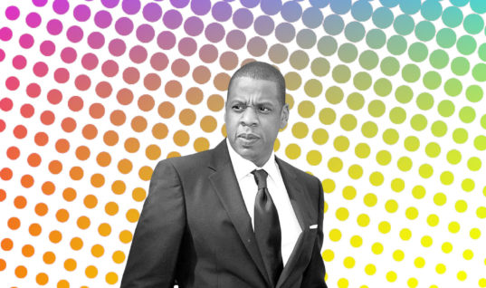 "Jay-Z Talks to David Letterman about Mother Gloria's Sexuality and Track ""Smile"""