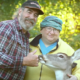 Elderly Couple Rescues Injured Blind Deer, Now She Doesn't Want To Leave Them
