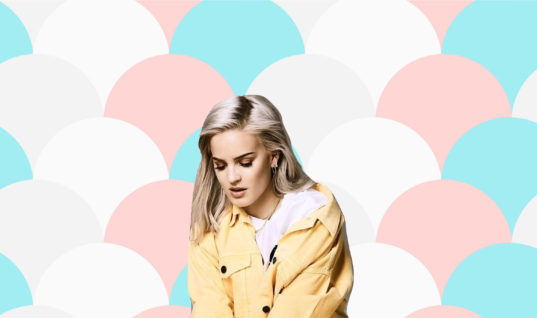 Artist to Watch: Anne-Marie's Modern Dance-pop Also Has a Throwback Vibe