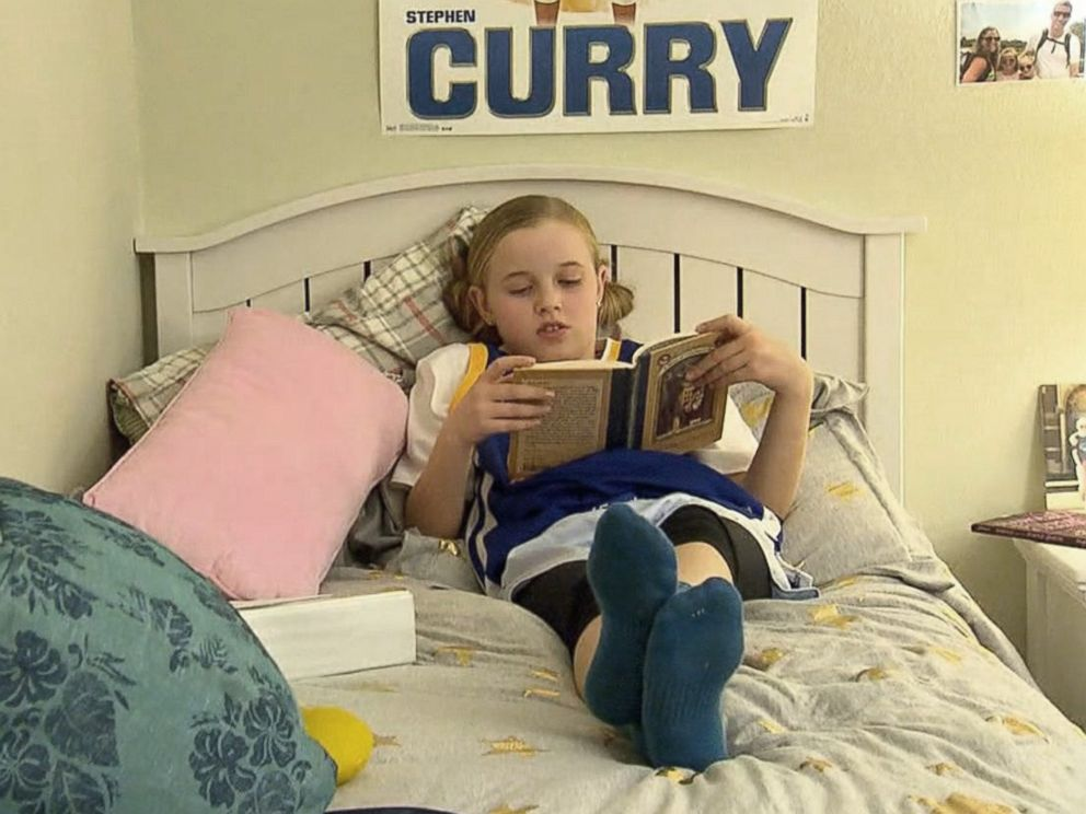 09fbe0702516 NBA Star Stephen Curry Received A Letter From A 9-Year-Old Girl