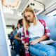 Teen Boy Notices Young Girl Getting Her First Period On School Bus, Gets Closer And Does Something That Completely Shocked Her