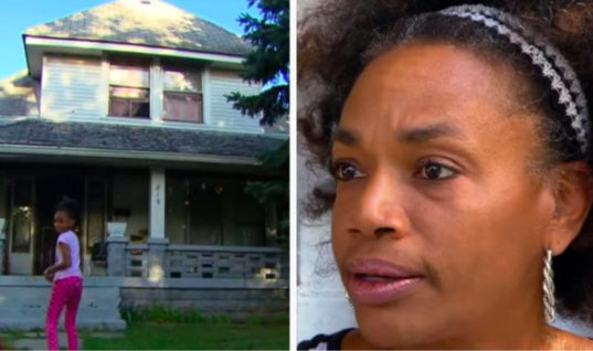 This Single Mom Has Found A Way To Live Rent Free, She Hasn't Paid Rent For 9 Years!