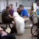 Huge Dog Approaches Grandma, Now Watch What She Does